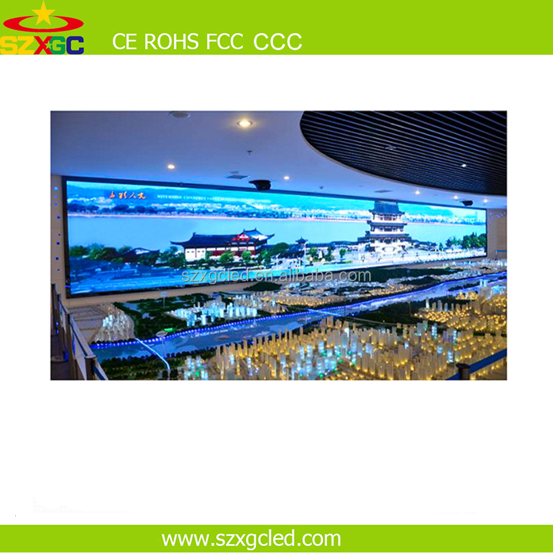 online shopping RGB full color tube chip video p4 rental led screen