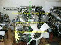 Isuzu diesel engine 4JB1T 4BD1T 6BD1T 4HK1 4BG1 6BG1 6HK1 for construction machine and light truck
