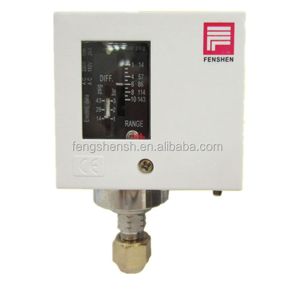 air pressure switch for compressor P6ME