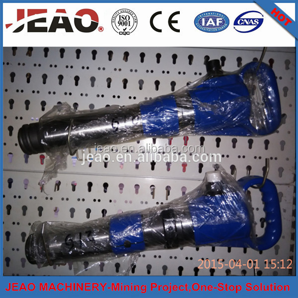 26L/S Air Consumption Chisel & Spring Handle Air Pick Hammer G10
