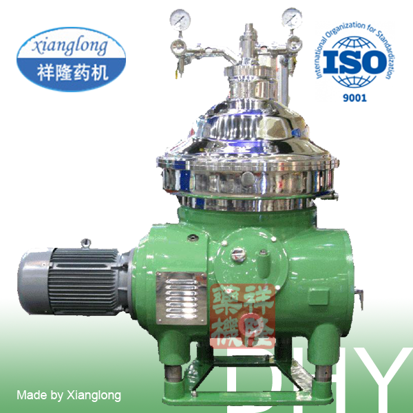 Oil-water-solid Disc Stack Centrifuge Separator