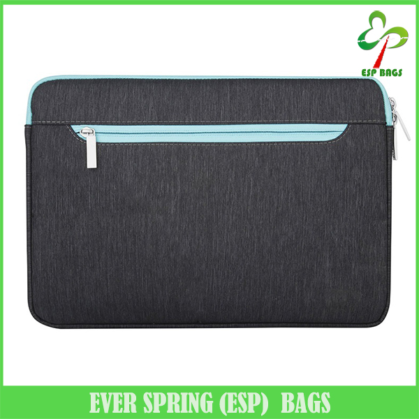 Stylish Business Slim Polyester Cases Tablet PC Cover, Compact Shockproof Sleeve Laptop Bag