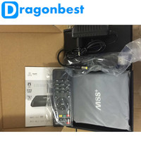 Internet Tv Box M8S Plus With Wifi Android M8 4K Ott Tv Box Dual-Band Wi-Fi (2.4Ghz5Ghz) M8S+ Tv Box