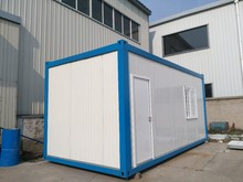 China professional manufacturer prefab shipping cargo 1 bedroom 40ft mobile office container homes