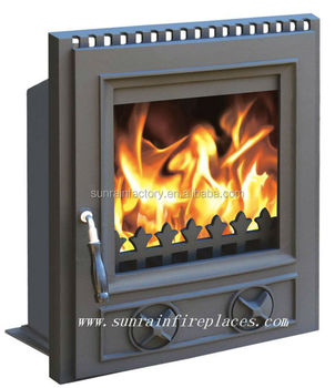 cast iron inset stove(JD002)