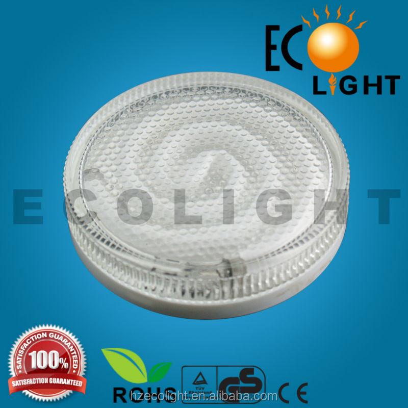 Hot product CE approved Circuit design 7W Hangzhou Round Energy Saving Lamps