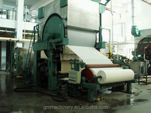 good quality highly efficient tissue paper production line and handkerchief paper machine for small paper plant