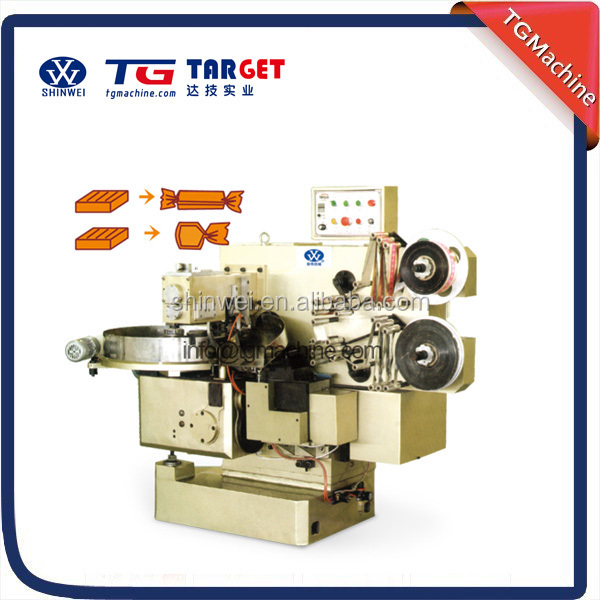 twist wrapping machine