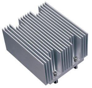 High standard <strong>aluminum</strong> alloy extrusion profile heat sink