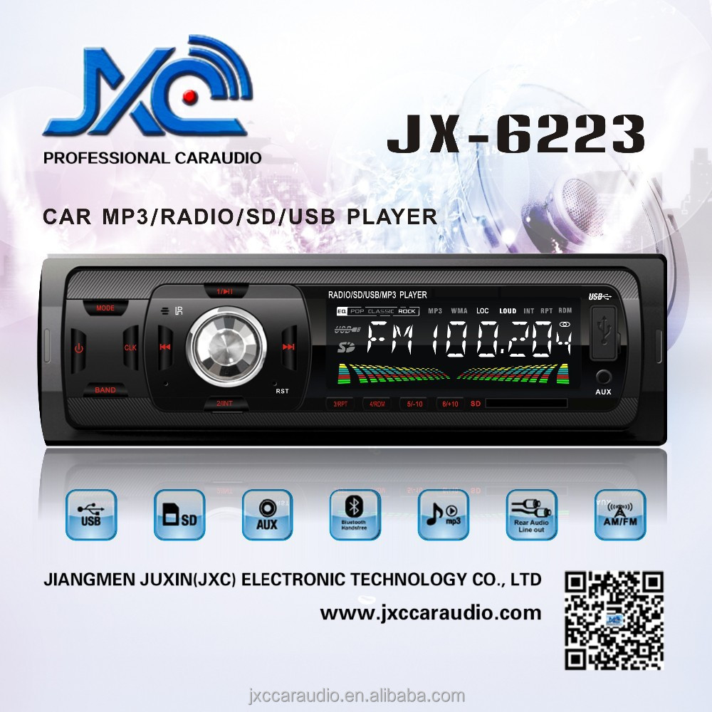High Copy Pioneer car audio--JX-6223