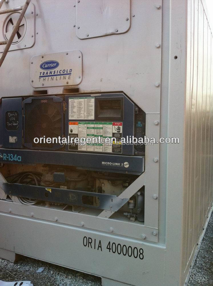 chinese 20fcl USED REEFER UNIT