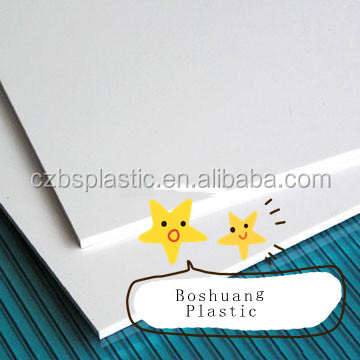 Extrusion white PMMA/ABS sheets for Laundry tubs