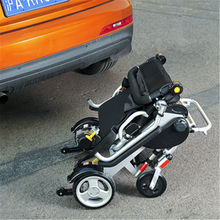 Foldable Light Weight Manual/Power Wheelchair wheel chair For Elderly And Handicapped