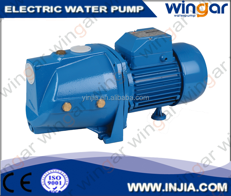 1HP 0.75KW selfpriming water pumpS with brass impeller for homeappliance