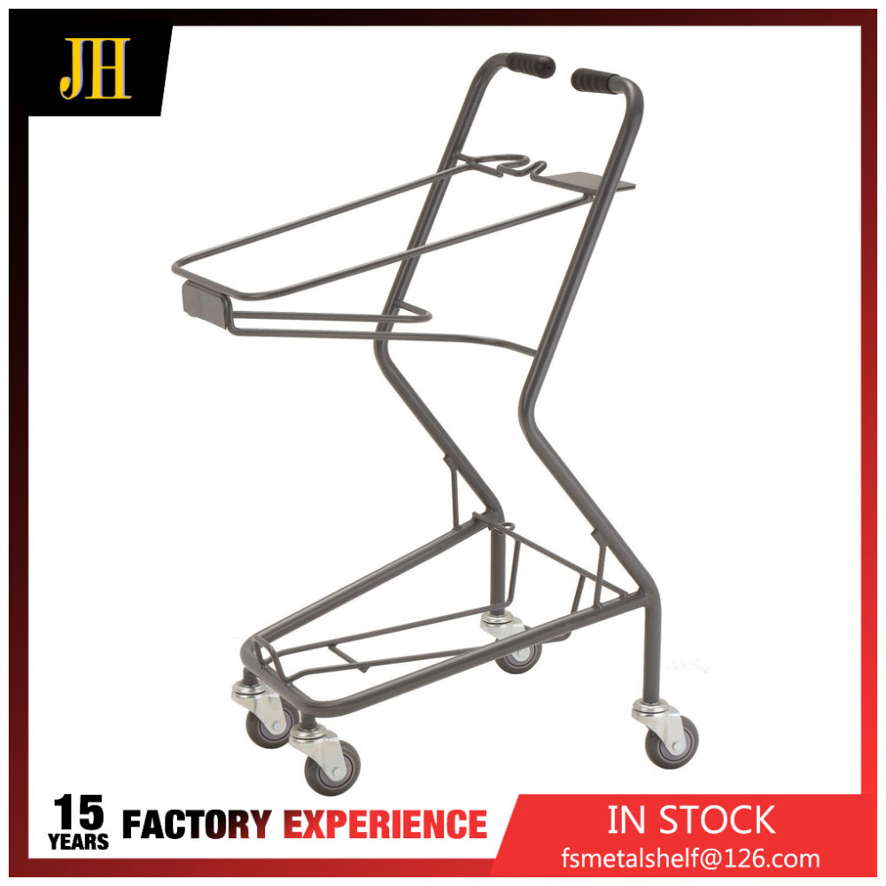 High Quality Chrome Japanese Used Shopping Carts Sale