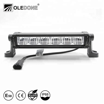 E-Mark R112 R87 Super bright offroad truck construction 4x4 LED light bar with DRL