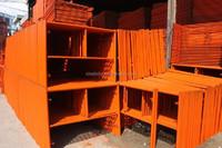 Q235 RingLock Scaffold used cuplock scaffolding for sale