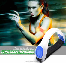 Running reflective light led armband OEM&ODM led safety armband