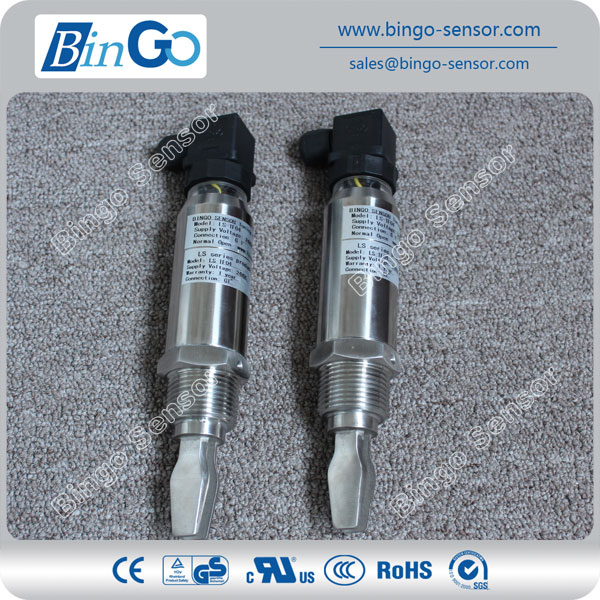 Tuning Fork Level Switch for feeds, vibrating level switch