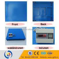 5ton carbon steel platform scale