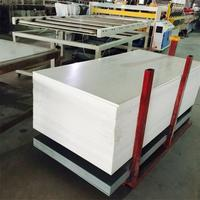 White pvc foam board/lightweight construction material/plastic construction formwork