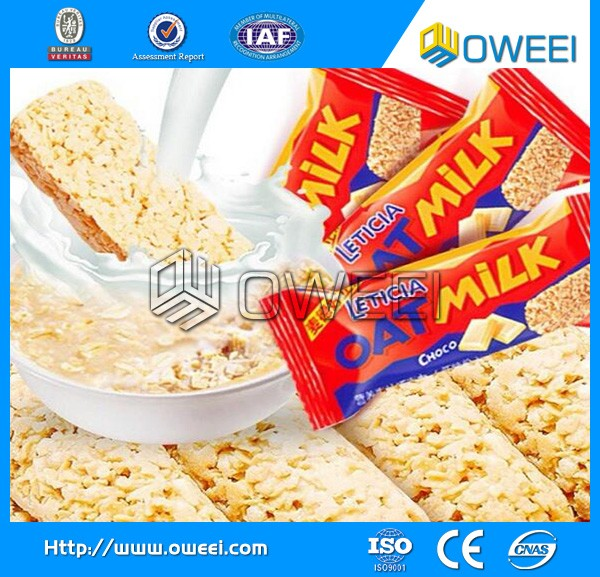 New Style Cereal Bar Forming Machine