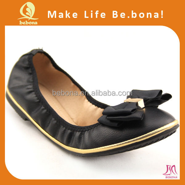 Alibaba China foldable womens shoes wholesale footwear manufacturers