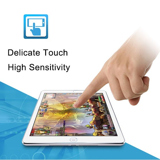Factory Wholesale Price 2.5D 9H Hardness Tempered Glass Screen Protector For Apple ipad mini 4