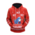 Wholesale cheap customised sublimation hoodies oem sweatshirts