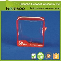 alibaba china toiletry fashion modeling pvc clear bag
