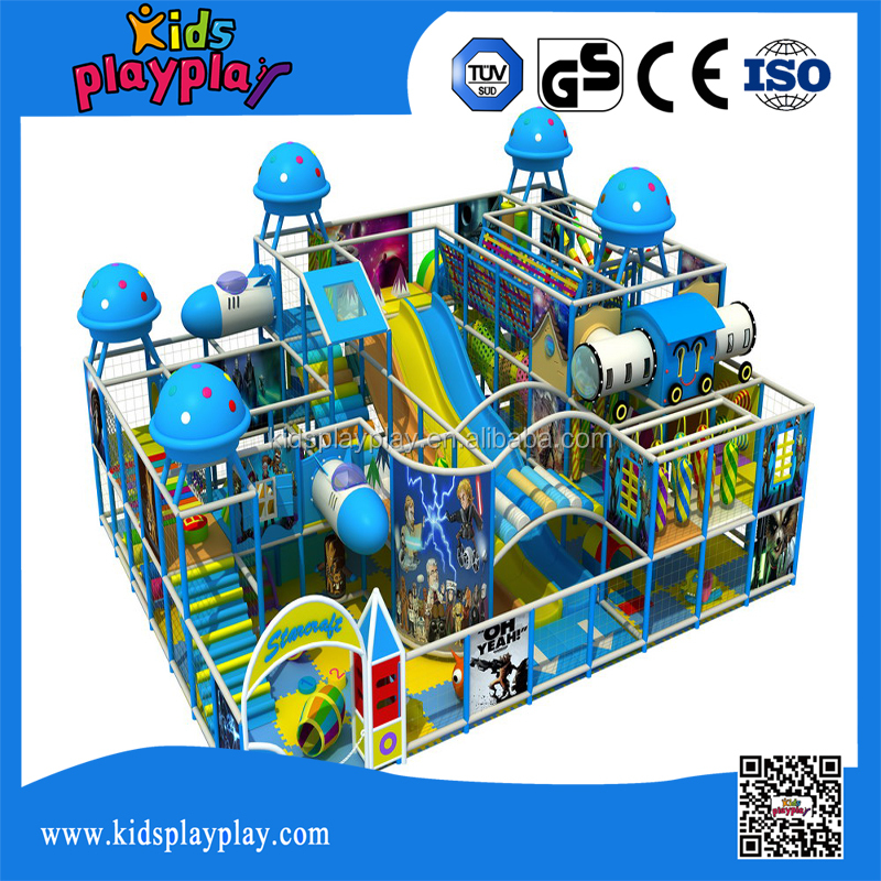 Kid Game Playground Indoor Amusement Rides Naughty Fort