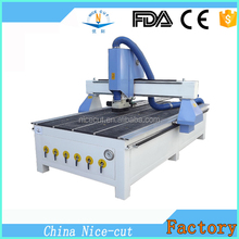 NC-R1325 4 axis cnc wood carving machine