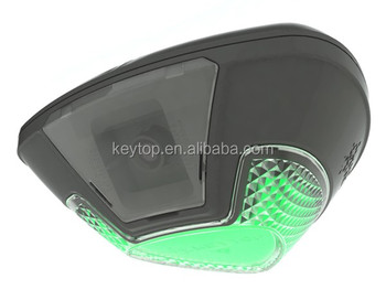 LPR camera with led indicator Based Vehicle Tracking System