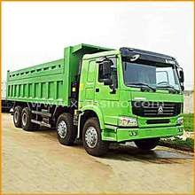 sinotruk howo 336 HP 8x4 drive dump truck tipper truck china for sale