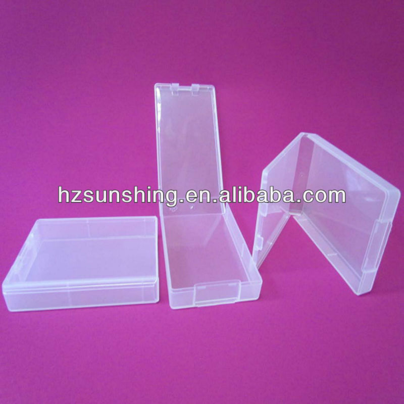 plastic cosmetic storage PP Case