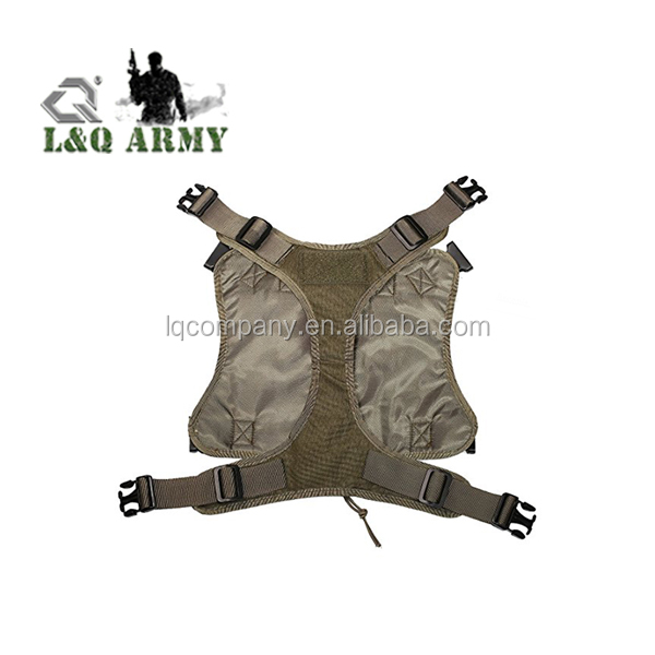 Military Dog Vest K9 Training Clothes Dog Harness