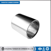 High precision oilless bushing, good wear resistant cemented carbide plain drive shaft sleeves