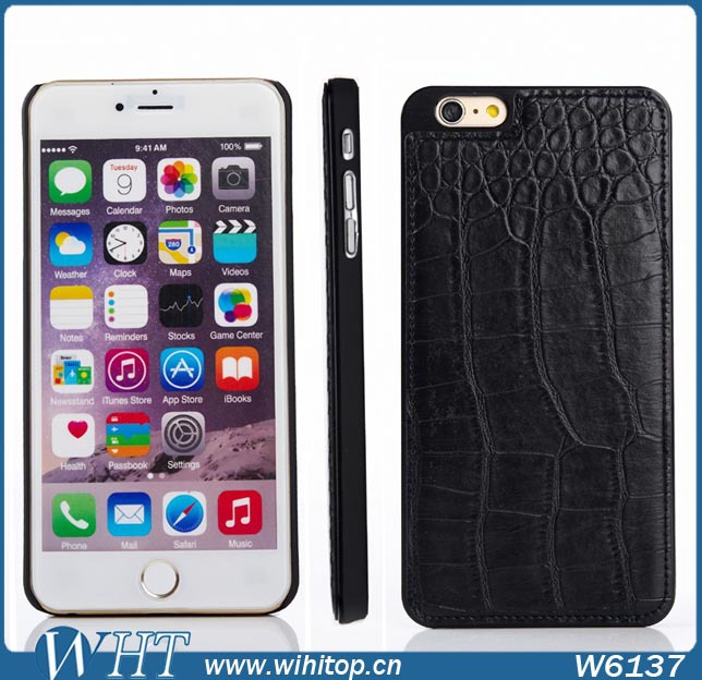 Cell Phone Accessory for iPhone 6 Case Leather, Ultra Slim PU Leather Case for iPhone 6
