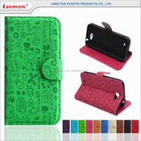 wallet style mobile phone accessories bulk cell phone leather case