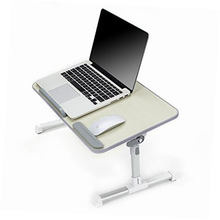 High Qulity laptop stand Top-rated chair with stand for laptop Bed Tray Table with Foldable Legs