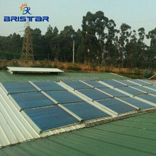 Algam, iron sheet, metal roof solar pv ground mounting module supports system