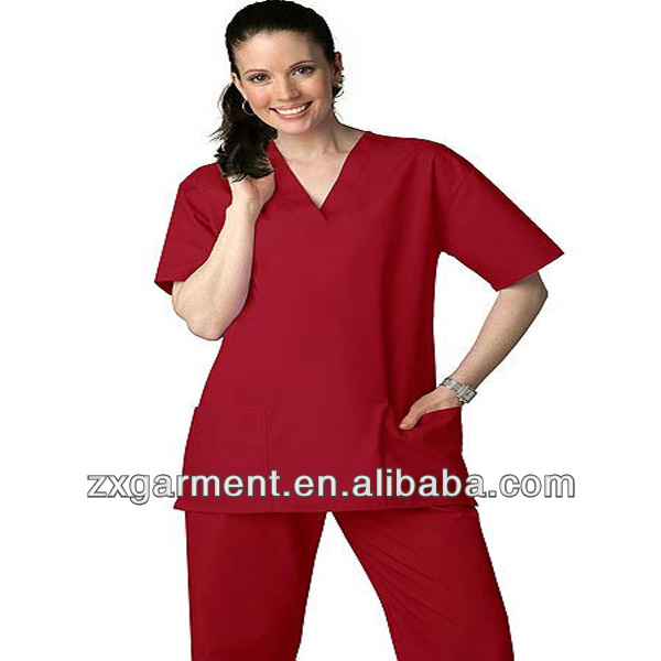 hospital housekeeping uniform