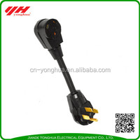 Factory wholesale 50A male plug extension cords usa