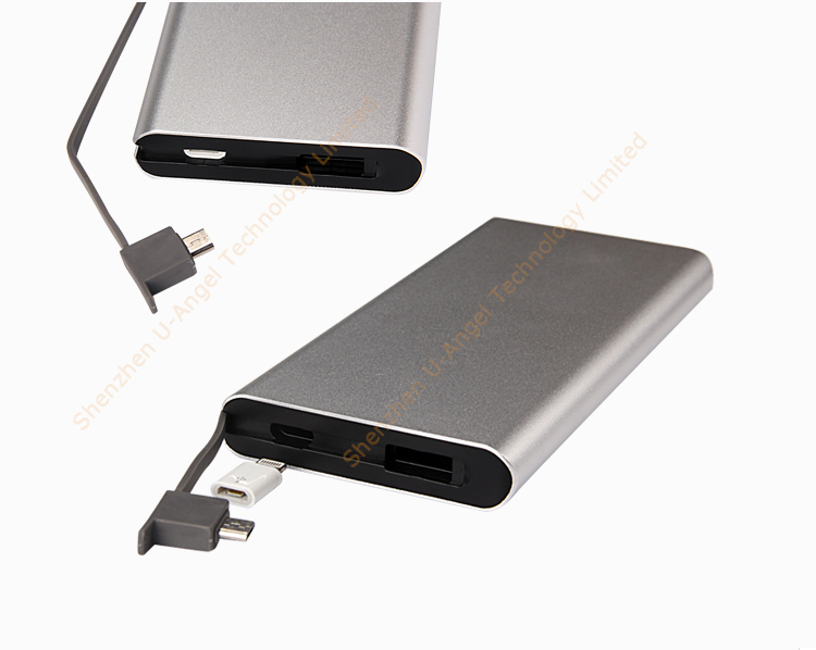 10000mAh quick charge Type-c port power bank