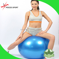 Pisces wholesale fitness gym ball pilates ball for body building