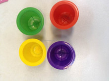 PP Plastic Empty Coffee Capsule Made by Plastic Injection Mold