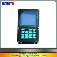 Komastu pc200-7/pc220-7/pc300-7 excavator part monitor 7835-12-3006