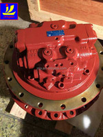 kobelco hydraulic parts, final drive SK210, excavator travel motor