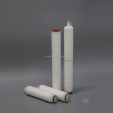 Pleated PP 1 Micron Beer Filter