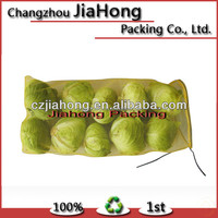 plastic fruit mesh bag